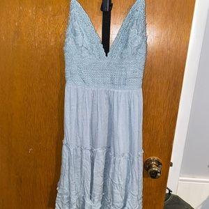 Spring Illa straps dress